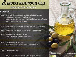 9. Smotra maslinovih ulja
