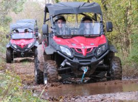 Quad Safari Barban