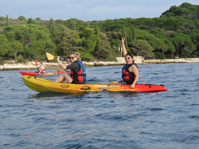 Kayak Safari Barban